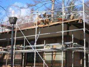 日本家屋リノベーション日記② ~屋根の葺き替え~の画像