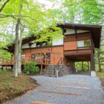 【施工事例更新】リノベーション/自然の彩りを愉しむ山荘の画像